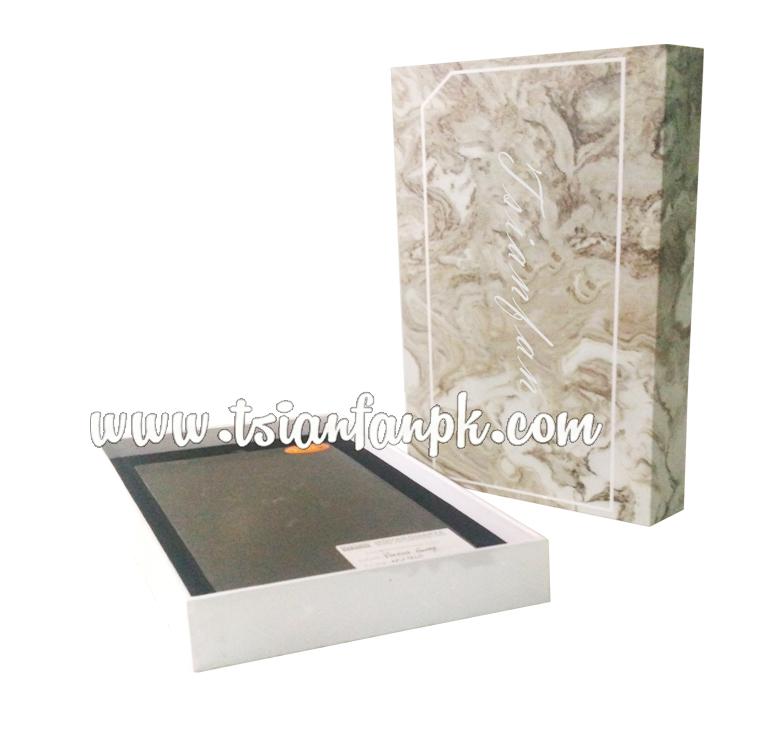 石英石样品盒