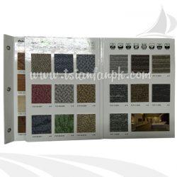 地毯样品册