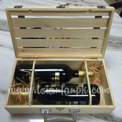 红酒木盒葡萄酒礼盒