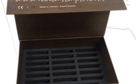石英石样品展示箱