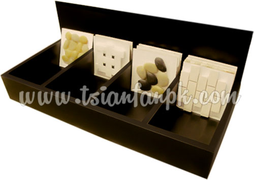 马赛克样品展示盒