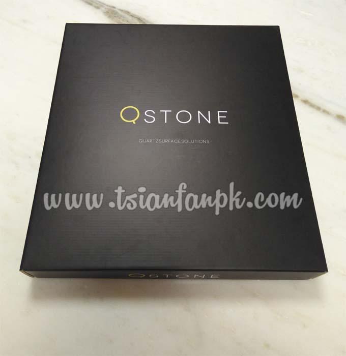 纸质石材样品包装箱