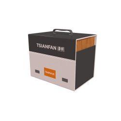 高档石材样品盒_纸质石材包装盒_石英石样品盒子-BP2053