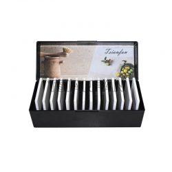 石材塑料样品盒PB501