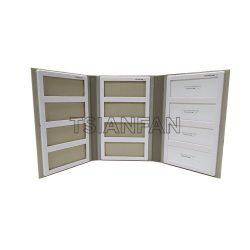 凯撒石英石样品册,3页石英石样品册可定制各种石材样品册PY2129