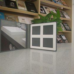 2折页石材样品册厂家批发,优质马赛克瓷砖样品册PY2137