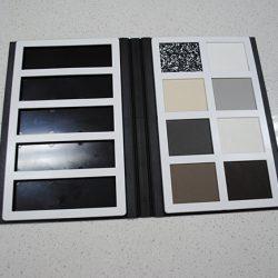 2折页石材样品册厂家批发,优质大理石样品册PY2135