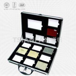 石材铝箱,人造石色卡箱,厂家定做铝合金石材箱XL102