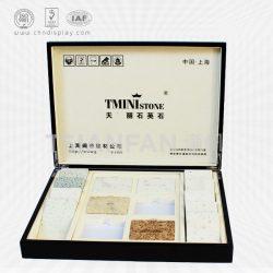 石英石样品展示盒批发供应,大理石样品展示盒 尺寸可定制XL104