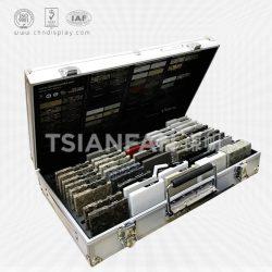 人造石英石样板箱,人造石铝箱,石英石样板展示箱制造厂家XL112