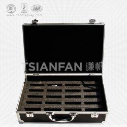 石英石展示盒采购批发,人造石箱子,石英石样板铝箱XL116