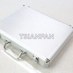 高档精品铝合金石英石样品箱,大理石展示铝箱厂家批发XL120