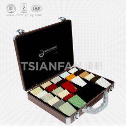 大理石样品色板箱 人造大理石样品箱 可定制尺寸 XL081