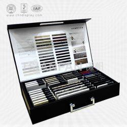 石英石色卡盒批发, 厂家特别订制石英石色卡盒XS006