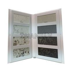 2折页石材样品册厂家供应,优质石英石样品册PY2131