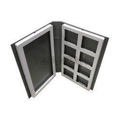 2折页石材样品册厂家批发,优质岩板塑料样品册PY2141
