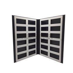 2折页石材样品册厂家批发,优质花岗岩塑料样品册PY2142